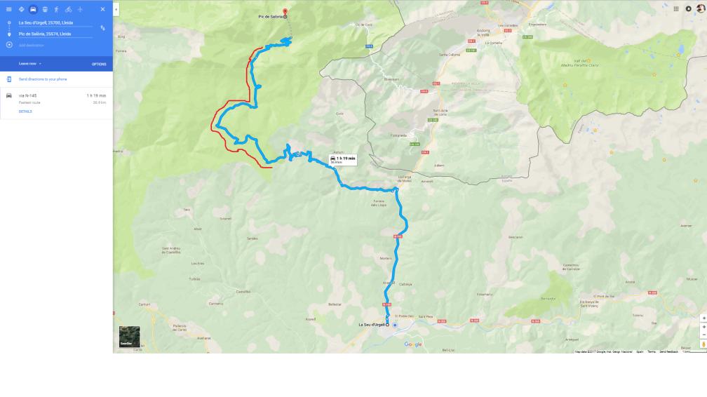 Mapa ida